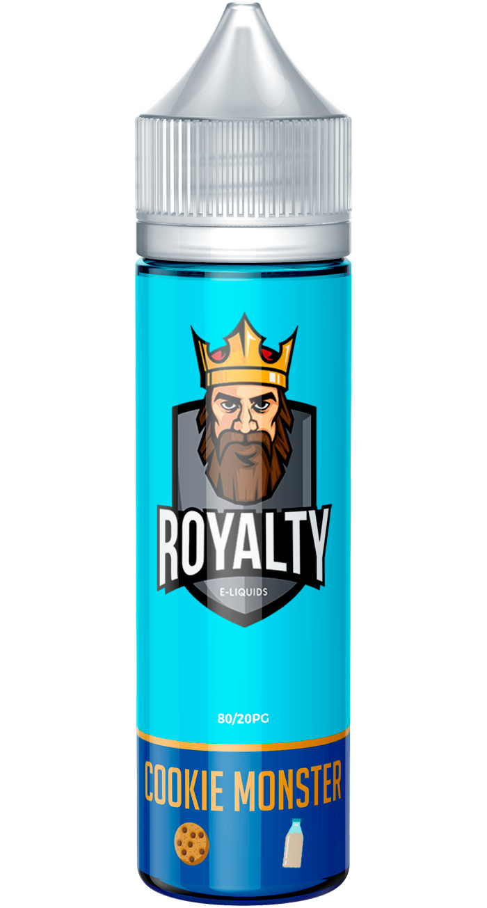 Cookie Monster Royalty E-liquids