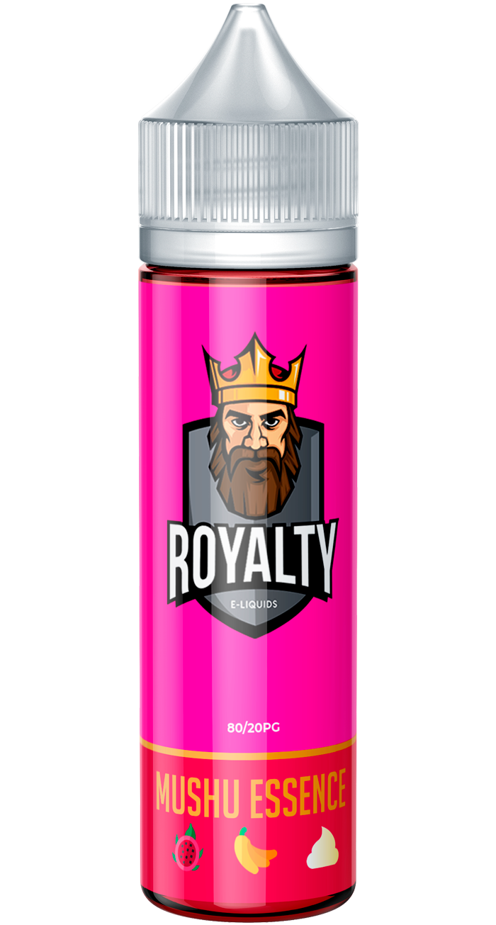 Mushu Essence Royalty E-liquids
