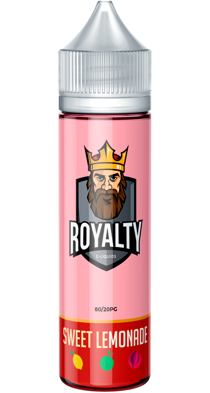 Sweet Lemonade Royalty E-liquids