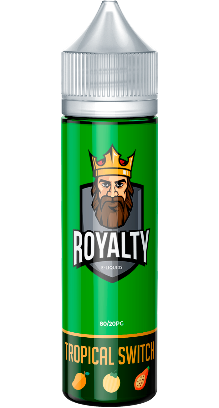 Tropical Switch Royalty E-liquids