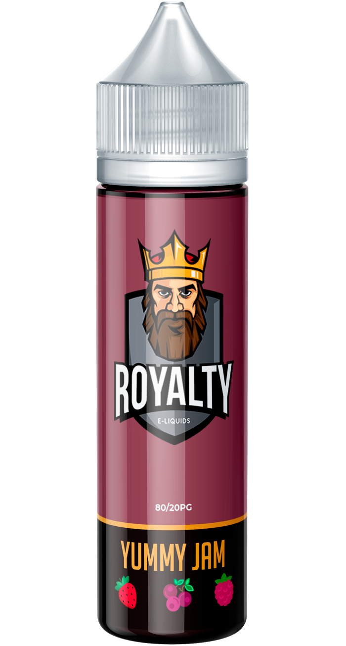 Yummy Jam Royalty E-liquids
